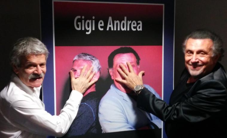 Gigi e Andrea Musica e Spettacolo 2