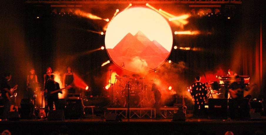 Pink Floyd Musica e Spettacolo 2