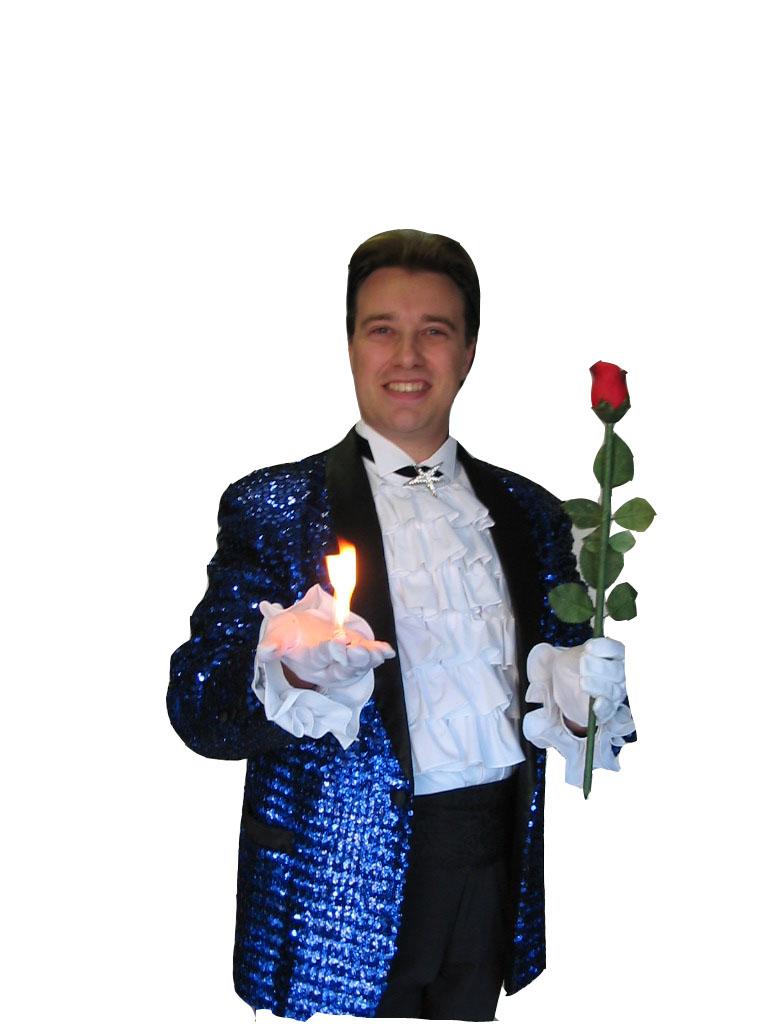 Samuel Magic Musica e Spettacolo 2