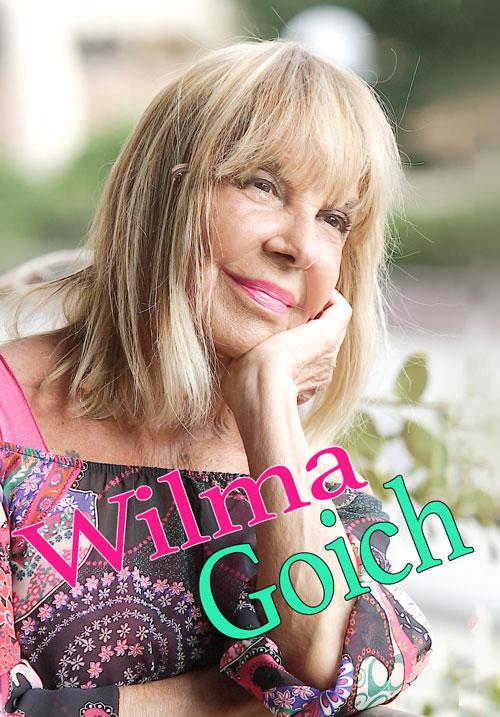 Wilma Goich in tour